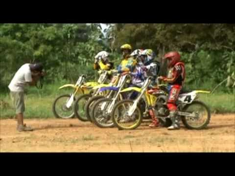 MOTOCROSS Y SCREMBLE SANTA BARBARA DE BARINAS VENEZUELA