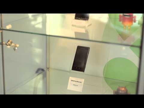 Hora Da História: Hardware Android