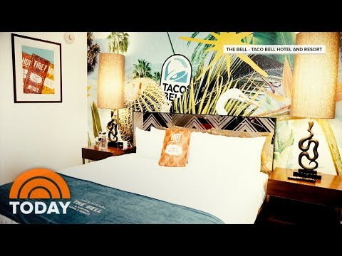 Hotels Offering Trendy Pop-Up Rooms To Attract Social Media-Savvy Guests | TODAY