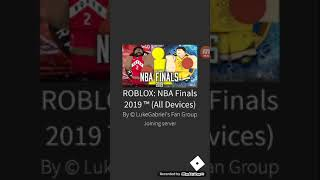 Roblox NBA finals how to shoot on mobile tutorial /gameplay
