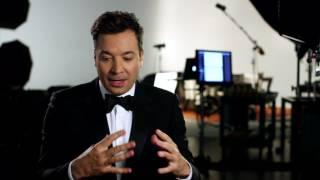 74th Annual Golden Globe Awards || Jimmy Fallon Interview || SocialNews.XYZ