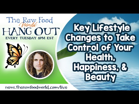 Hangout With Matt Monarch: Key Lifestyle Changes to Take Control of Your Health, Happiness, & Beauty