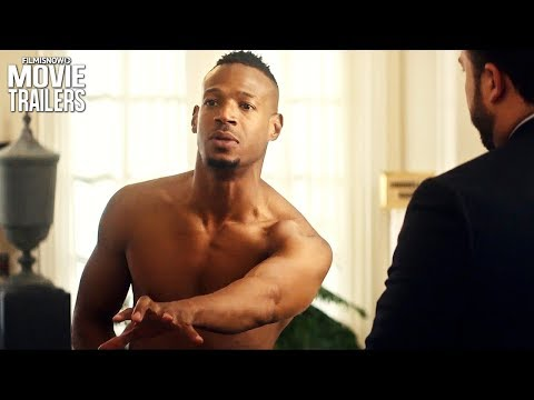 NAKED  New  for the Marlon Wayans Netflix comedy