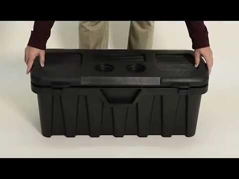 Utility TuffBin 3514nnl YouTube