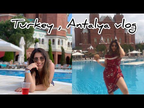 Turkey , Antalya Vlog || Need Tour