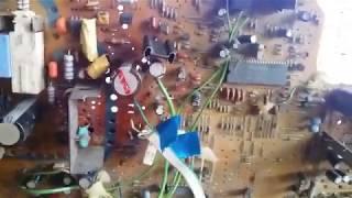 видео Ремонт телевизоров Hitachi