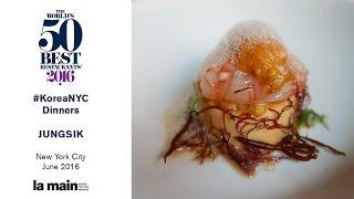 KoreaNYC Gala Dinner at Jungsik, New York