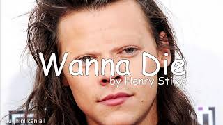 "Harry Styles singing ""wanna die"" for 15 minutes gay"