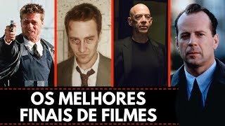 7 MELHORES FINAIS DE FILMES DE TODOS OS TEMPOS