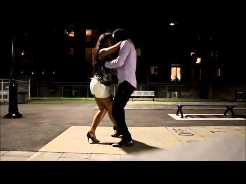 Night Kizomba Impro Ange & Fanja 2014 - Unthinkable - Alicia Keys Remix