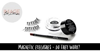 Magnetic Eyelashes- Do They Work??