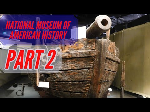 National Museum Of American History Part 2 - Presidency, First Ladies & Price Of Freedom
