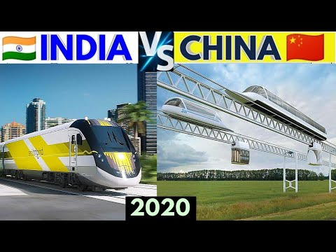 INDIAN RAILWAYS VS CHINESE RAILWAYS | india vs china |2020