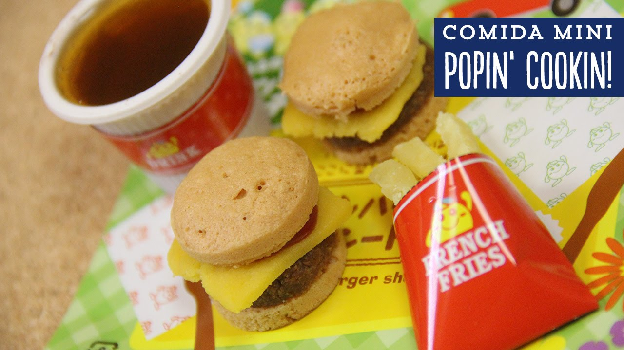 Comida Miniatura Diy Popin Cookin Youtube