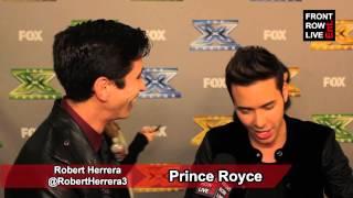 prince royce habla acerca de selena gomez y soy el mismo con robertherrera3
