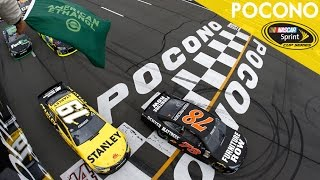 Nascar Sprint Cup Series - Full Race - Pennsylvania 400