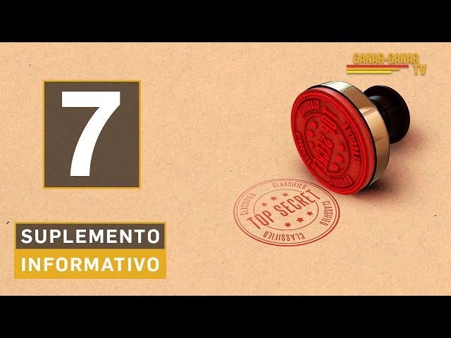 Suplemento Informativo 7