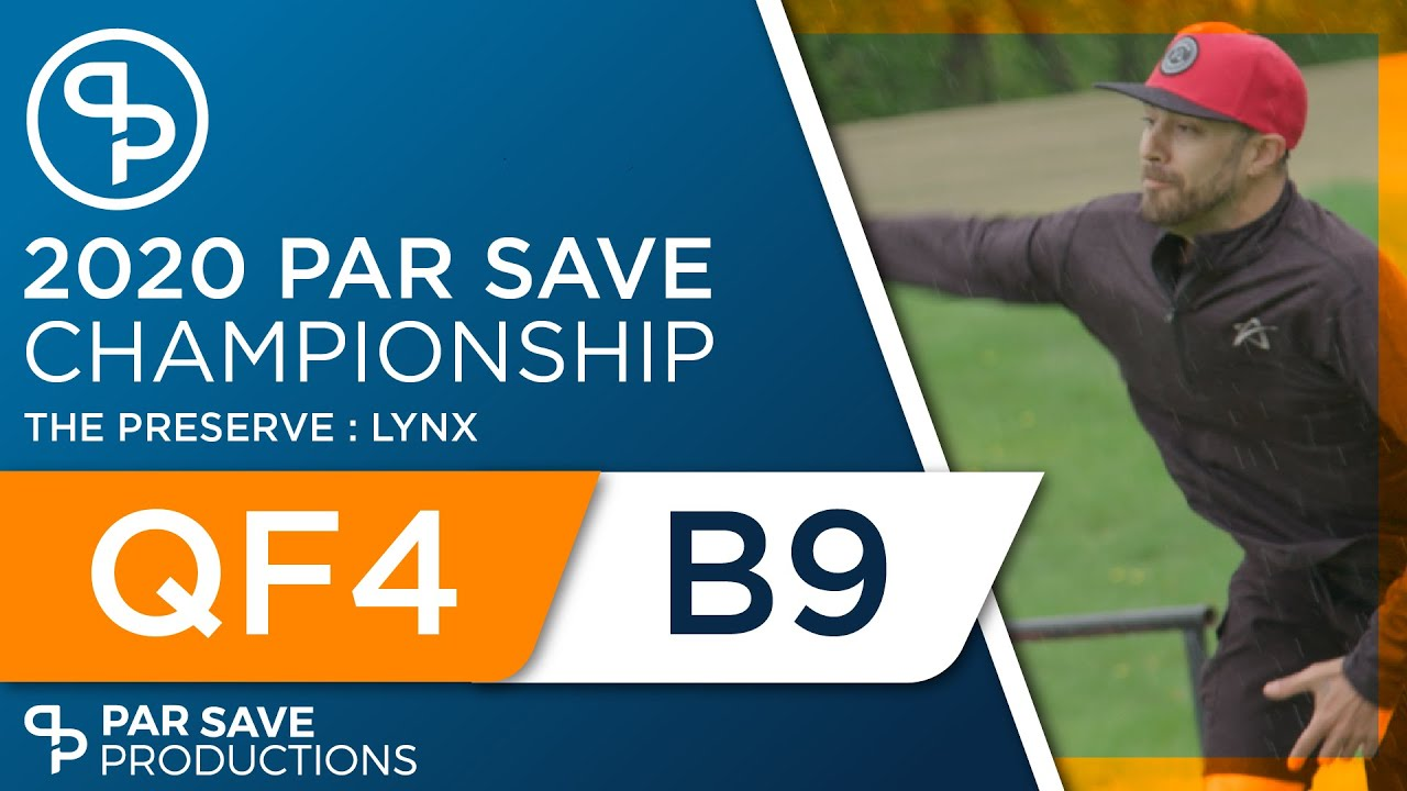 2020 Par Save Championship - Quarterfinal Back 9 - Meintsma, Sheldon, Christie, Privette