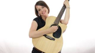 """How to Play """"Stand By Your Man"""" by Tammy Wynette on Guitar"""