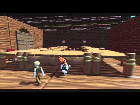 Disney Infinity - The Co-op Mode