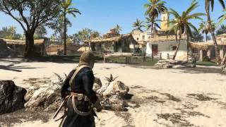 Assassins Creed 4 Black Flag Pc Gameplay on GTX 770 Maxed out HD 1080p