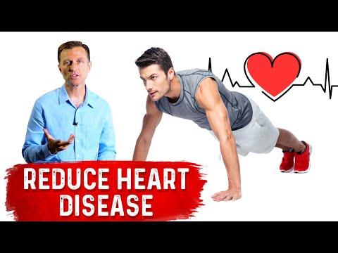 Can Pushups Help You Reduce Heart Disease?