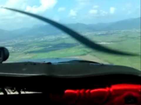 Flying in Trinidad