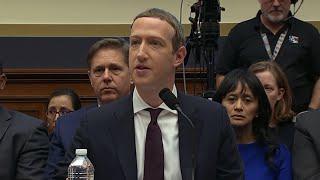 Zuckerberg seeks to assure lawmakers on 'Libra'