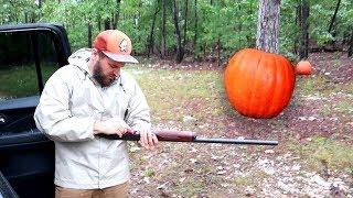 HOW TO CARVE A GIANT BIG MAC PUMPKIN!!  Sam &amp Nia