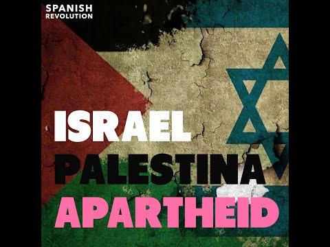 Israel, Palestina, APARTHEID