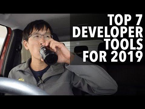 Top 7 Developer Tools for 2019