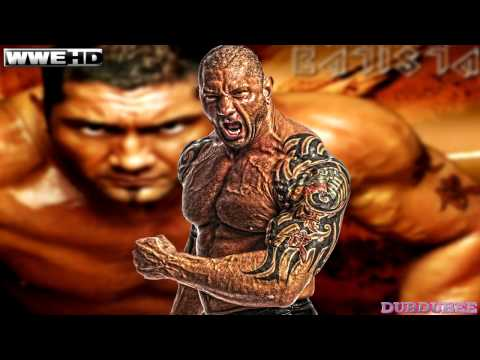 WWE: 4th Batista Theme Song