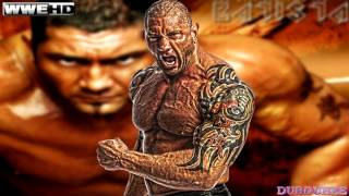 "WWE: 4th Batista Theme Song ""I Walk Alone"" (WWE Edit) [MP3 Download] - 2005/2011"