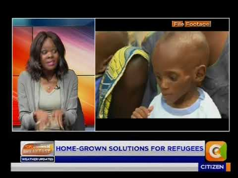Power Breakfast: Home grown solutions for refugees
