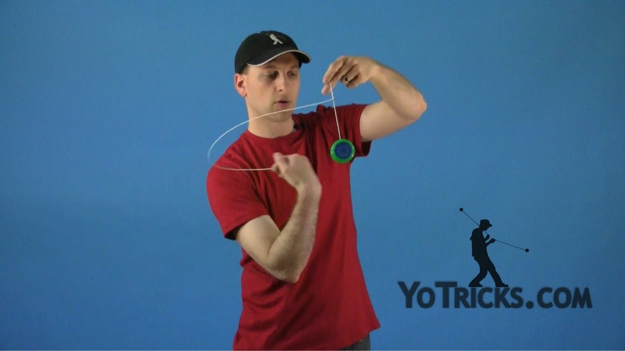 How to fix a yoyo