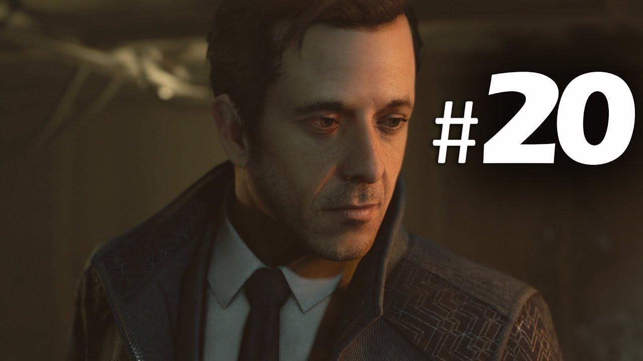 Detroit Become Human Part 20 - Secret - Gameplay Walkthrough PS4 Pro 4K