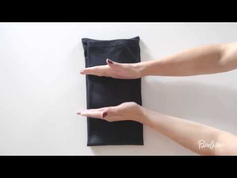 Keep Your Folded Shirts Visible With the KonMari Technique