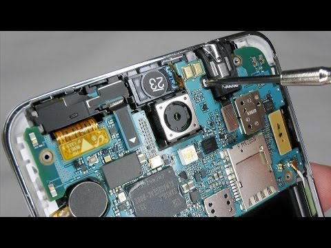 Galaxy Note 3 Disassembly Teardown & Assembly - Digitizer Screen & Case Replacement