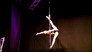 DM poledance 2015 - Undo (2nd place) Thea Maack