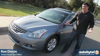 2012 Nissan Altima Car Review & Test Drive