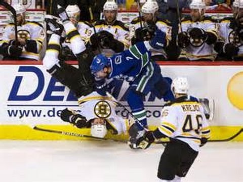 Top NHL Hits of 2016-2017 So Far [HD] - SAP Highlights