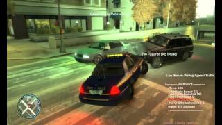 GTA IV | Police Pursuit Mod | Patrol Day #5