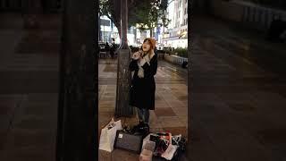 2019年1月18日(金) なんば路上ライブ.