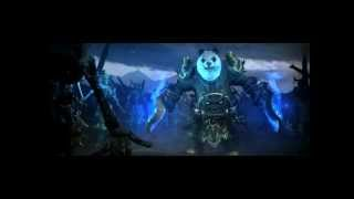 (Fake) Kung Fu Panda 3 movie trailer