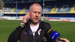 Edi Iordanescu dupa Gaz Metan CFR Cluj 0-0 | novatv.ro