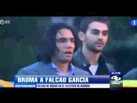 BROMA DE INOCENTES AL TIGRE FALCAO GARCIA