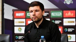 Пресс-конференция после матча «Краснодар» - ЦСКА