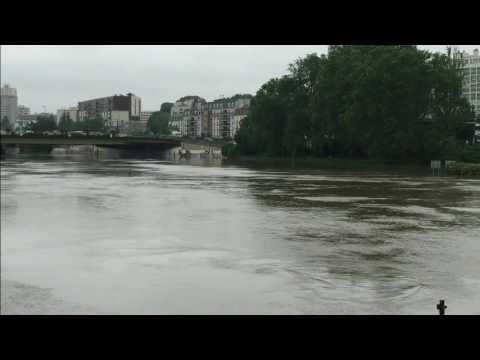 Inondation maisons alfort 2 juin 2016 youtube for Asa maison alfort