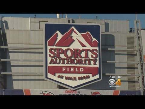 'Sports Authority' To Be Removed From Mile High Stadium
