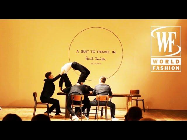 Презентация Paul Smith A Suit Travel In
